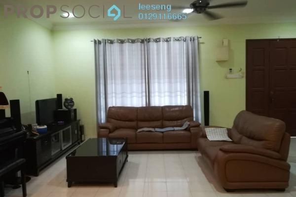 For Sale Terrace at Bandar Parklands, Klang Freehold Fully Furnished 4R/3B 638k