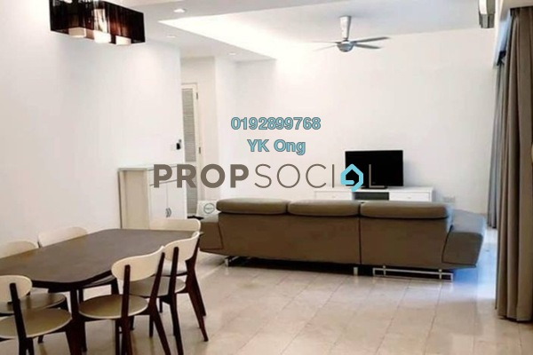 For Rent Condominium at Kiaraville, Mont Kiara Freehold Fully Furnished 3R/2B 5k