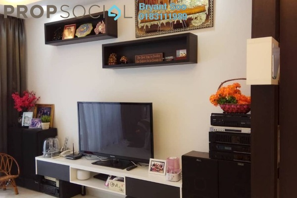 For Rent Condominium at Midfields 2, Sungai Besi Freehold Fully Furnished 3R/2B 2.3k