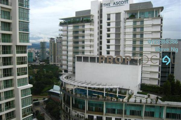 For Rent Condominium at Marc Service Residence, KLCC Freehold Fully Furnished 2R/0B 5.5k