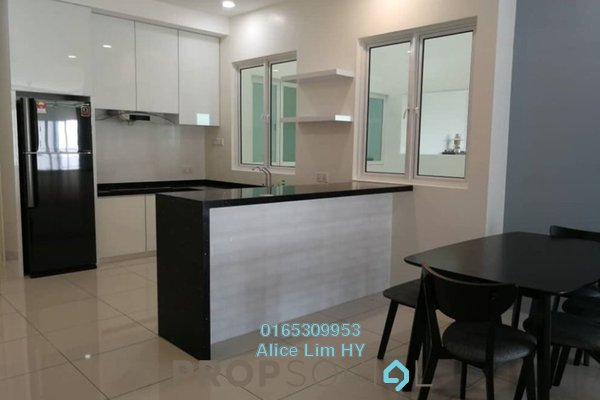 For Rent Condominium at The Clovers, Sungai Ara Freehold Fully Furnished 3R/2B 2.5k