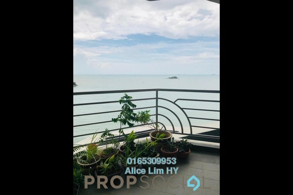 For Sale Condominium at Sri Golden Bay, Tanjung Bungah Freehold Fully Furnished 3R/3B 1.98m