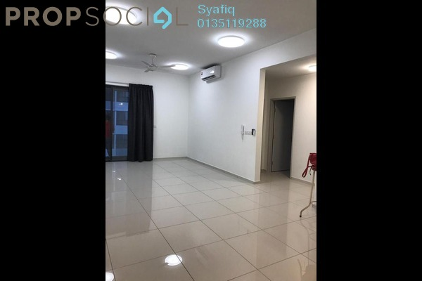 For Rent Condominium at D'Sara Sentral, Sungai Buloh Freehold Semi Furnished 3R/2B 1.7k