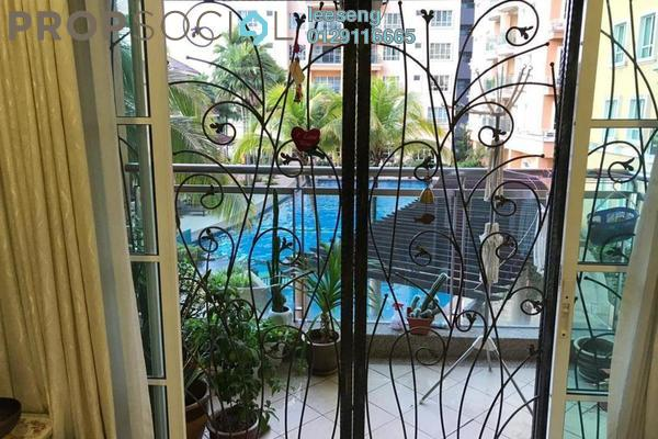 For Sale Condominium at Hartamas Regency 2, Dutamas Freehold Fully Furnished 3R/4B 1.1m