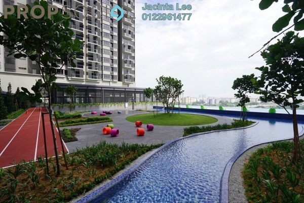 For Sale Serviced Residence at The Petalz, Old Klang Road Freehold Semi Furnished 3R/2B 535k