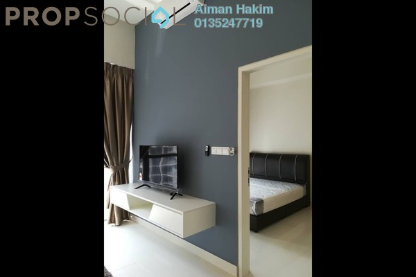 For Rent Serviced Residence at Third Avenue, Cyberjaya Freehold Fully Furnished 1R/1B 1.6k