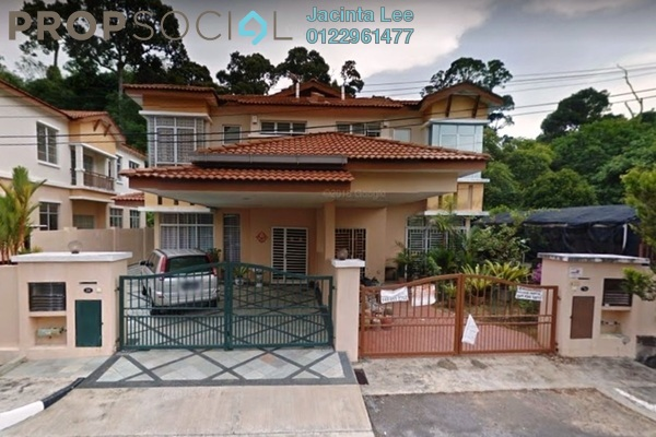 For Sale Semi-Detached at Sunway Mutiara, Batu Maung Freehold Semi Furnished 4R/3B 1.2m