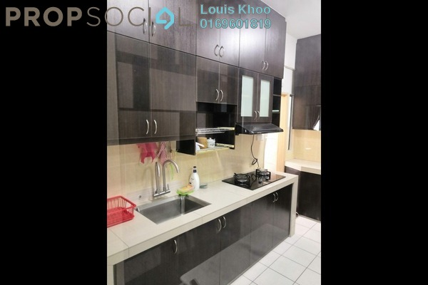 For Sale Condominium at Prima Midah Heights, Cheras Freehold Fully Furnished 4R/2B 620k
