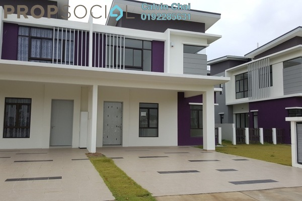 For Rent Semi-Detached at Setia EcoHill 2, Semenyih Freehold Fully Furnished 40R/4B 2.5k