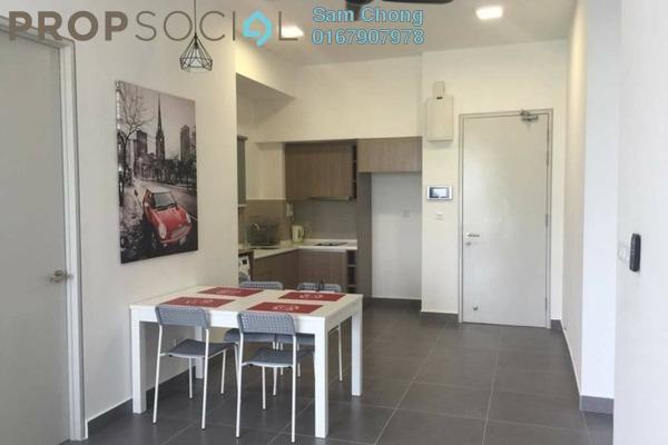For Rent Condominium at Sentrio Suites, Desa Pandan Freehold Fully Furnished 3R/2B 2.9k
