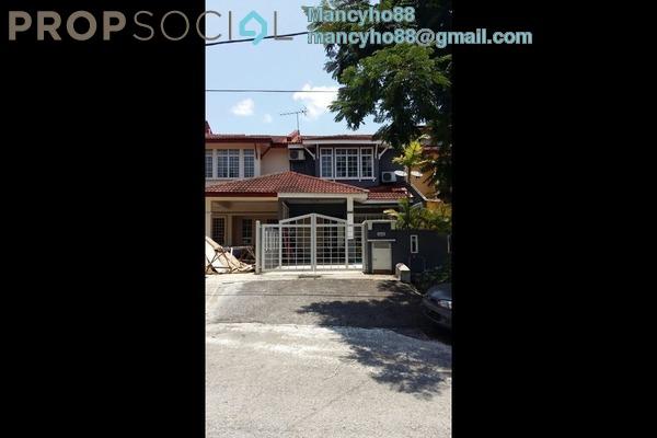 For Rent Terrace at Taman Lestari Perdana, Bandar Putra Permai Freehold Semi Furnished 4R/3B 1.35k