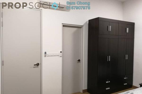 For Sale Condominium at Sentrio Suites, Desa Pandan Freehold Fully Furnished 2R/2B 650k