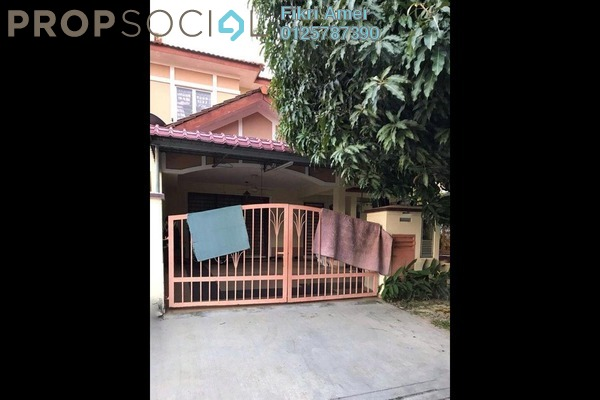 For Sale Terrace at Garden City Homes, Seremban 2 Freehold Unfurnished 4R/3B 390k