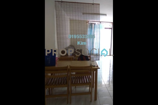 For Sale Condominium at Kenanga Point, Pudu Freehold Semi Furnished 3R/2B 400k