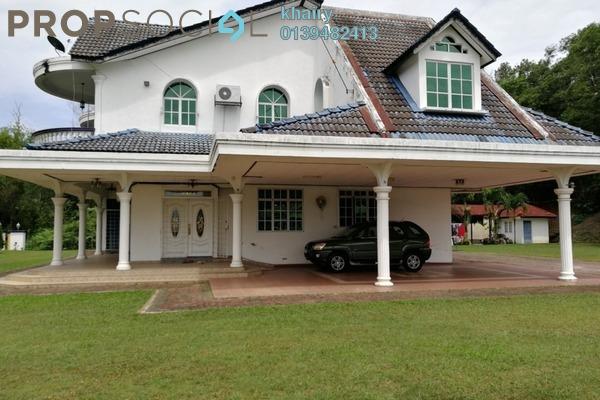 For Sale Bungalow at Taman Tuanku Jaafar, Senawang Freehold Fully Furnished 6R/7B 1.8m