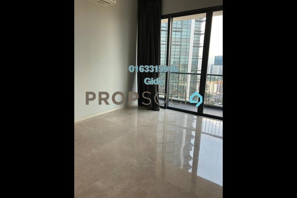 For Sale Serviced Residence at Vogue Suites One @ KL Eco City, Mid Valley City Freehold Semi Furnished 1R/0B 1.2m
