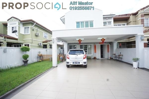 For Sale Terrace at USJ 22, UEP Subang Jaya Freehold Unfurnished 4R/3B 890k