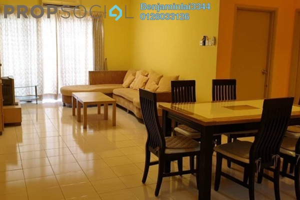 For Rent Condominium at Sri Putramas I, Dutamas Freehold Fully Furnished 3R/2B 1.8k