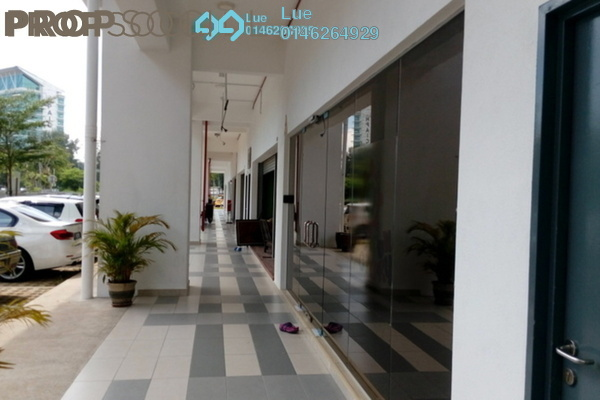 For Sale Office at Metia Residence, Shah Alam Leasehold Unfurnished 0R/2B 709k