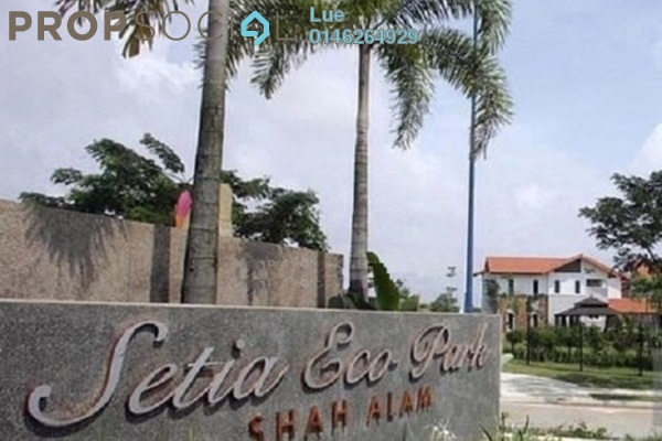 For Sale Land at Setia Eco Park, Setia Alam Freehold Unfurnished 0R/0B 2.65m