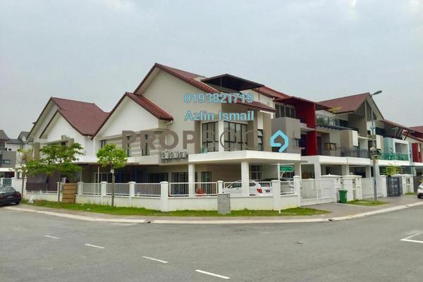 For Sale Terrace at Section U12, Shah Alam Leasehold Semi Furnished 6R/5B 1.35m