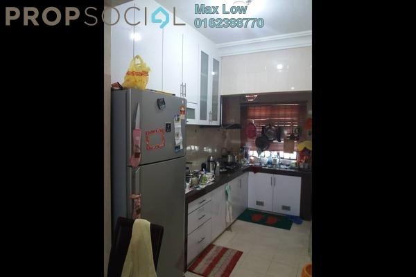 For Sale Link at Laman Rimbunan, Kepong Freehold Semi Furnished 5R/4B 1.13m