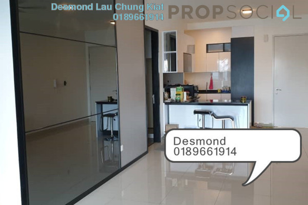 For Rent Condominium at Riverville Residences, Old Klang Road Freehold Fully Furnished 3R/2B 3k