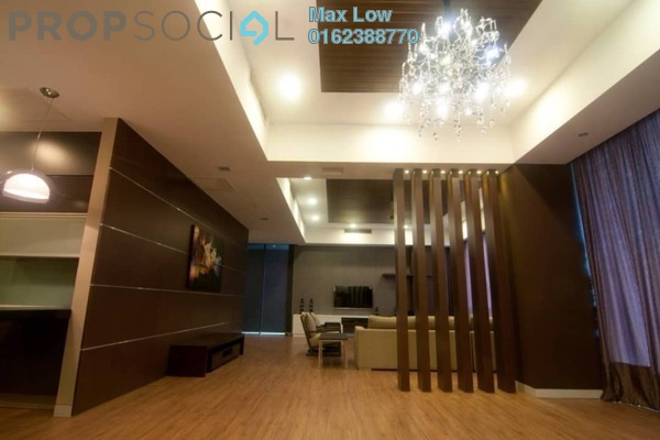 For Rent Condominium at Suria Stonor, KLCC Freehold Fully Furnished 3R/4B 7.5k
