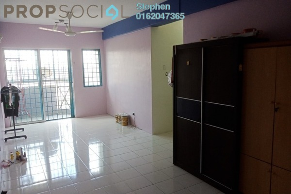 For Sale Apartment at Perdana Impian Apartment, Kajang Freehold Semi Furnished 3R/2B 230k
