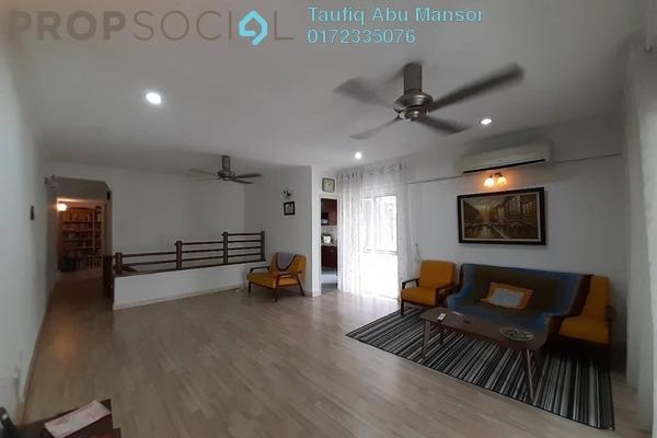 For Rent Townhouse at Villa Pawana, Keramat Freehold Semi Furnished 4R/3B 2k