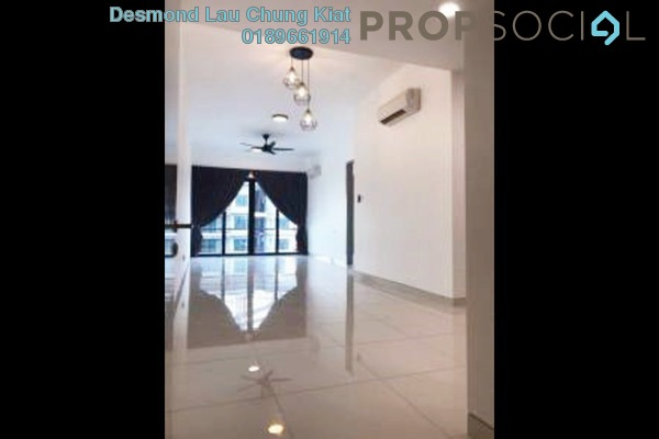For Rent Condominium at Riverville Residences, Old Klang Road Freehold Unfurnished 3R/2B 1.8k