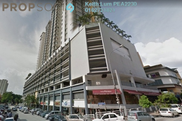For Rent Condominium at Viva Residency, Sentul Freehold Unfurnished 2R/2B 1.5k