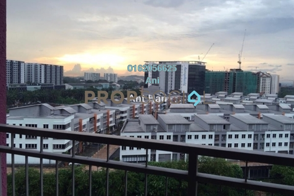 For Sale Serviced Residence at Pacific Place, Ara Damansara Leasehold Semi Furnished 2R/2B 520k