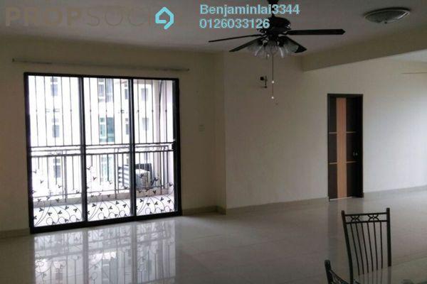 For Rent Condominium at Sri Putramas II, Dutamas Freehold Semi Furnished 3R/2B 1.6k