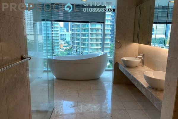 For Sale Condominium at The Avare, KLCC Freehold Semi Furnished 4R/5B 3.2m