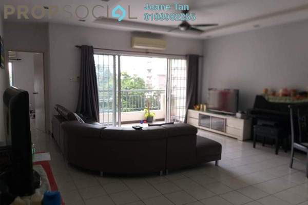 For Sale Condominium at Prima Midah Heights, Cheras Freehold Semi Furnished 3R/2B 610k