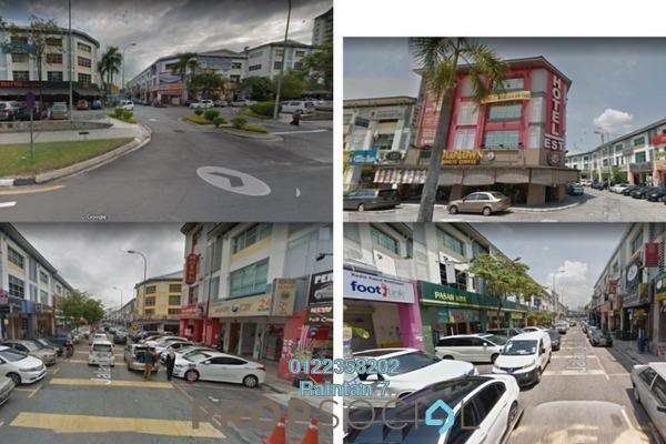 For Sale Shop at Dataran Dwitasik, Bandar Sri Permaisuri Freehold Unfurnished 0R/6B 2.75m