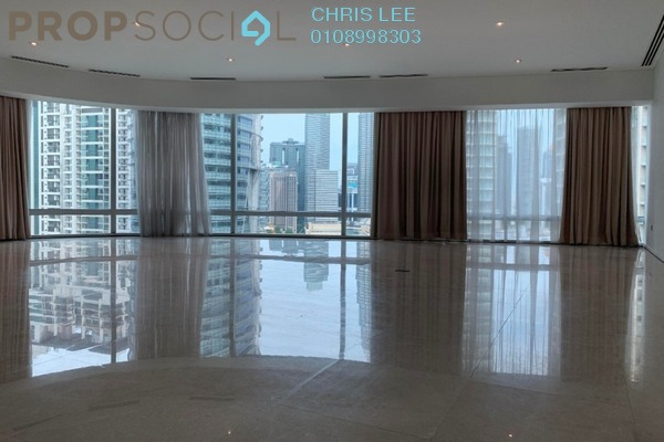 For Sale Condominium at The Avare, KLCC Freehold Semi Furnished 4R/5B 3m