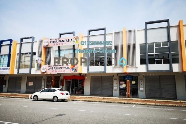 For Rent Shop at Lukut, Port Dickson Freehold Unfurnished 1R/2B 1.3k