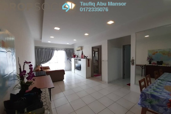 For Rent Serviced Residence at Axis Residence, Pandan Indah Freehold Fully Furnished 3R/2B 2k