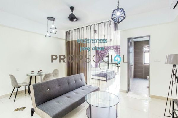 For Sale SoHo/Studio at Hyve, Cyberjaya Freehold Fully Furnished 0R/1B 300k
