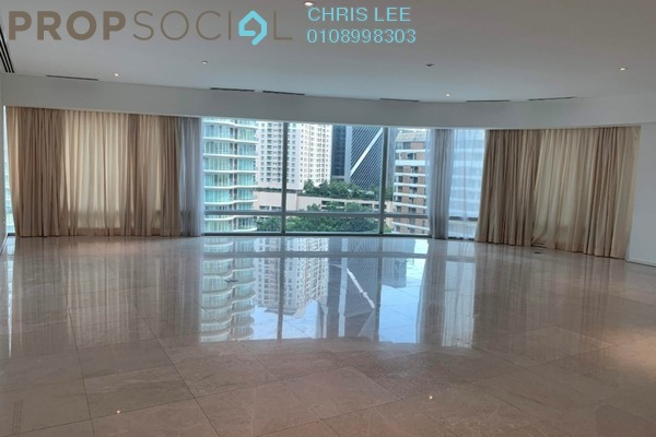 For Rent Condominium at The Avare, KLCC Freehold Semi Furnished 4R/5B 9k