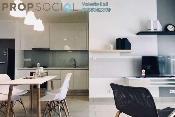 For Rent Serviced Residence at Paloma Serviced Residences, Subang Jaya Freehold Fully Furnished 1R/1B 1.8k