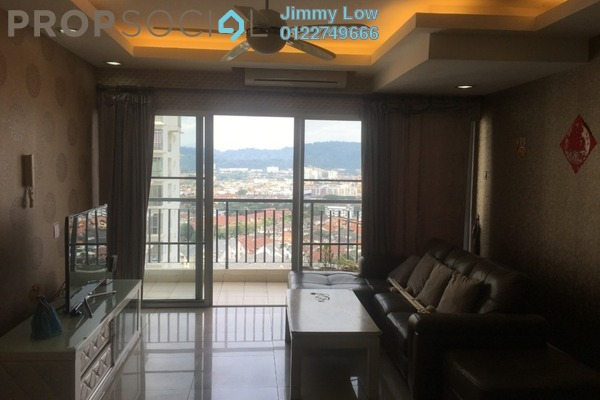 For Sale Condominium at Ampang Putra Residency, Ampang Freehold Fully Furnished 3R/4B 780k