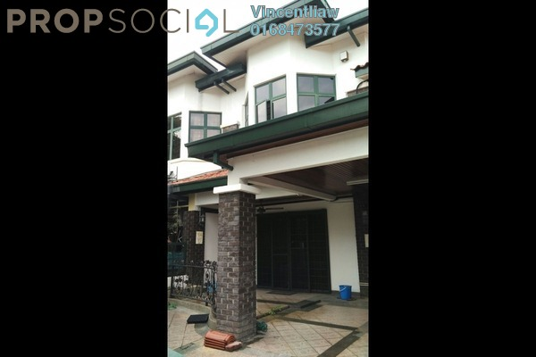 For Rent Terrace at Tropicana Indah, Tropicana Leasehold Semi Furnished 4R/3B 2.5k