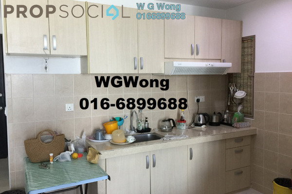 For Rent Serviced Residence at Tropicana City Tropics, Petaling Jaya Freehold Semi Furnished 2R/2B 1.65k