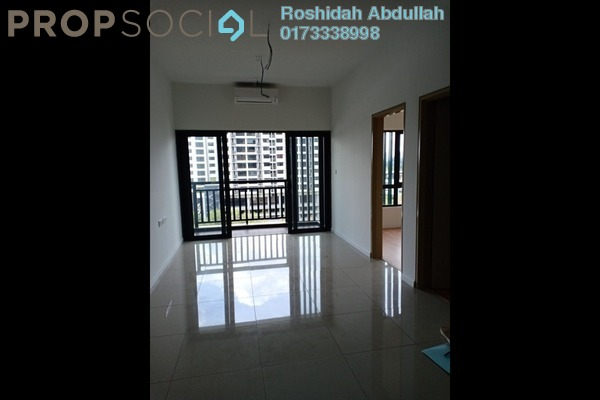 For Sale Serviced Residence at Suria Residence, Bukit Jelutong Freehold Unfurnished 2R/1B 468k
