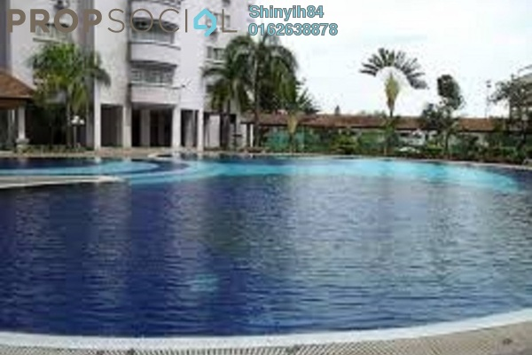 For Rent Condominium at Ridzuan Condominium, Bandar Sunway Freehold Semi Furnished 2R/2B 1.2k