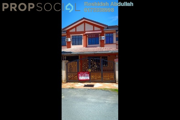 For Rent Terrace at Desa Kasia, Putra Nilai Freehold Fully Furnished 4R/3B 2k