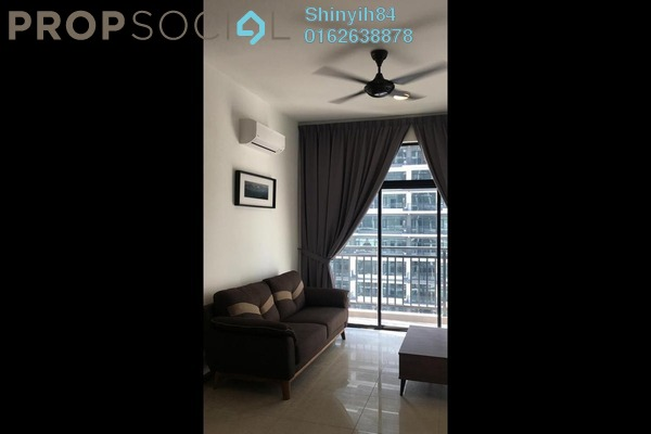 For Rent Condominium at Molek Regency, Johor Bahru Freehold Unfurnished 2R/2B 2.1k